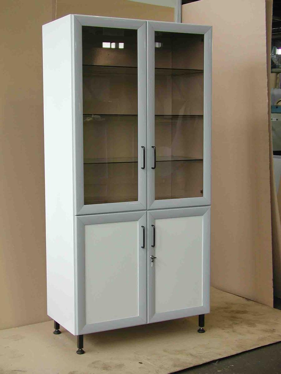 производство лабораторной мебели шкаф металлический сушильный для лаборатории